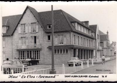 Hôtel Le Clos Normand