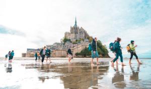 Baie Mont saint Michel