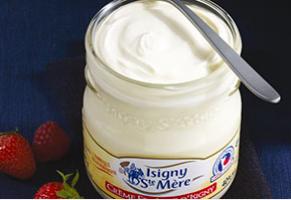 crème d'Isigny AOP