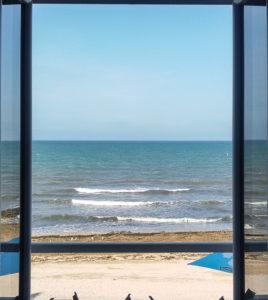 vue fenêtre Clos Normand