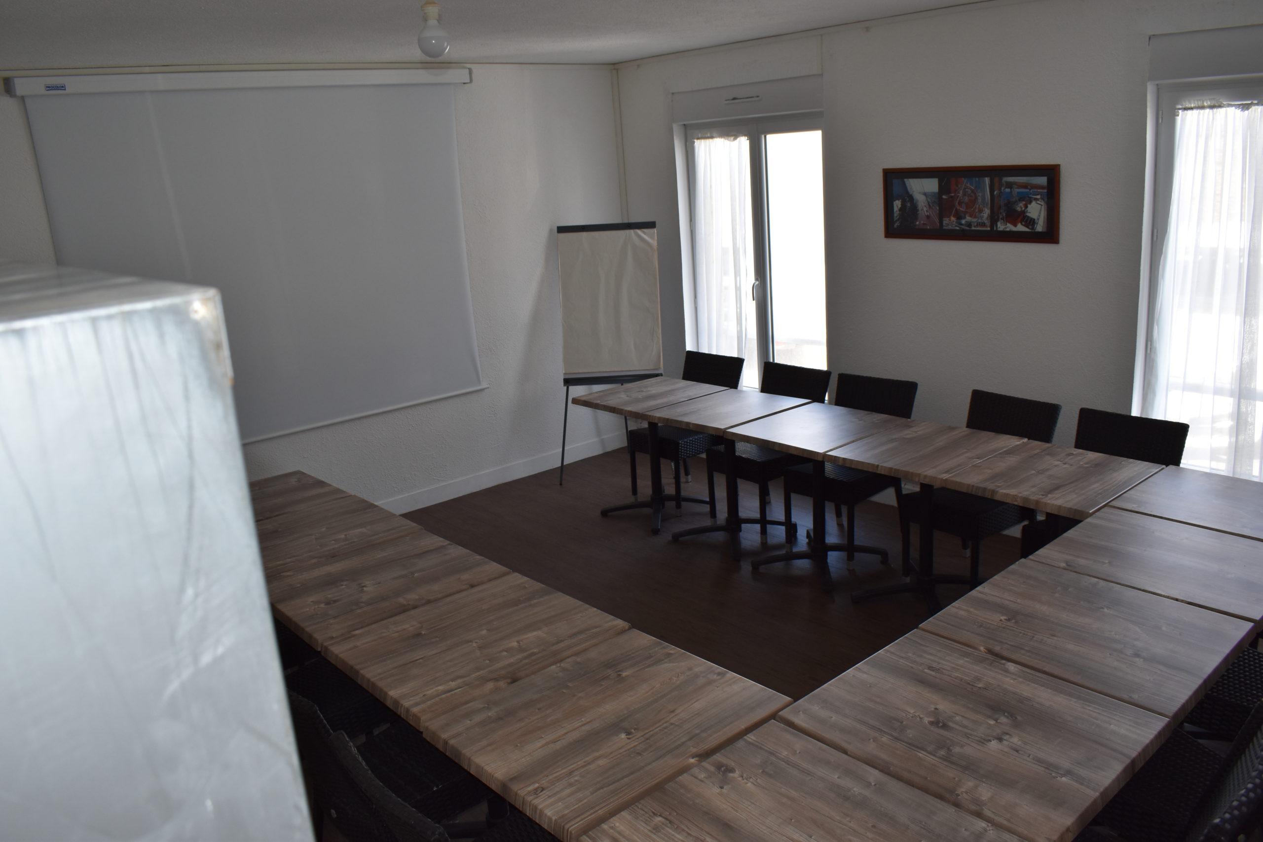 salle de séminaire du Clos Normand